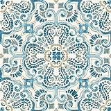 FloorPops FP2477 Fontaine Peel & Stick Tiles