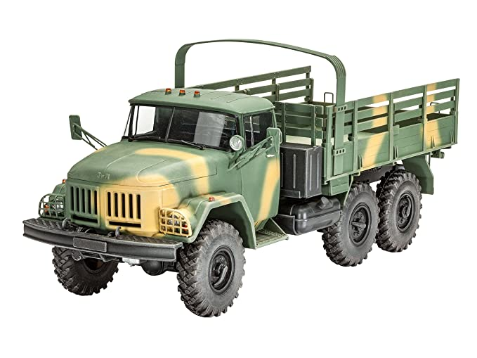 Amazon.com: Revell Germany 1/35 ZiL-131 Model Kit (1:35 Scale): Toys on