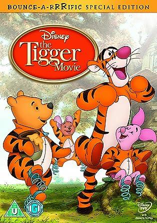 the tigger movie dvd amazon co uk jim cummings john hurt jun