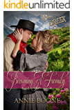 Becoming a Family (Cutter's Creek Book 6)