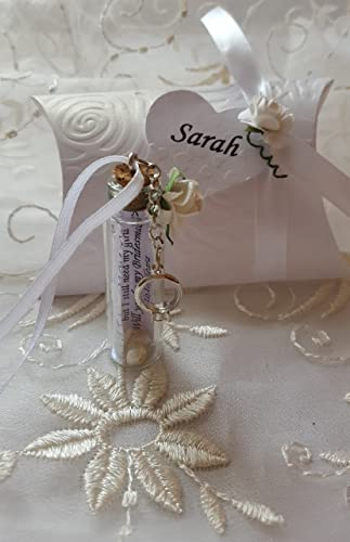 Amazon Com Will You Be My Bridesmaid Proposal Personalized Message
