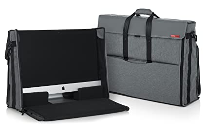 reputable site 9a874 68d1b Gator Cases Creative Pro Series Nylon Carry Tote Bag for Apple 27