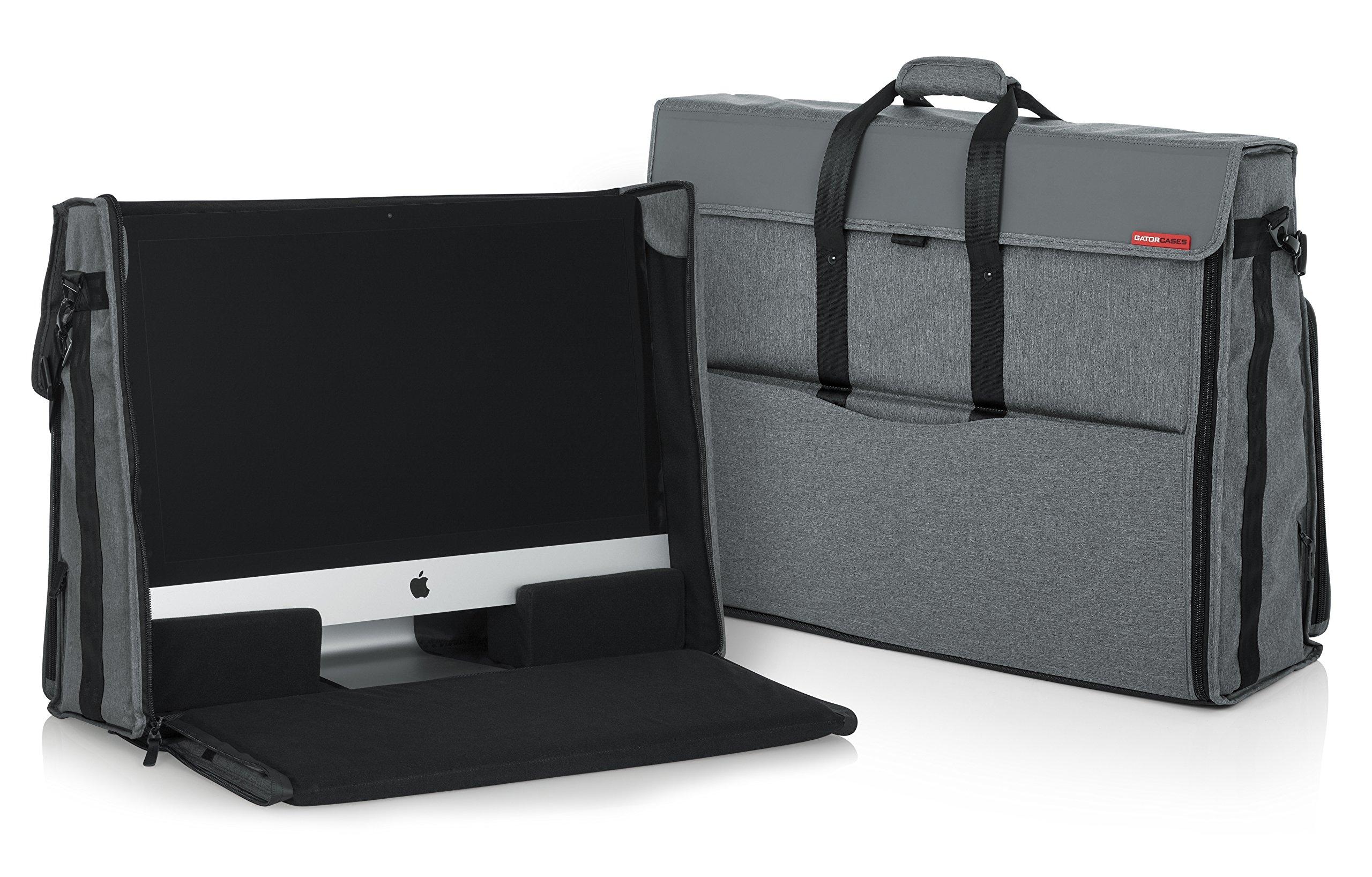 Gator Cases Creative Pro Series Nylon Carry Tote Bag for Apple 27'' iMac Desktop Computer (G-CPR-IM27)