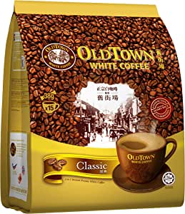 Old Town White Coffee マレーシア オールドタウン ホワイトコーヒー 40g??15袋入り Classic味