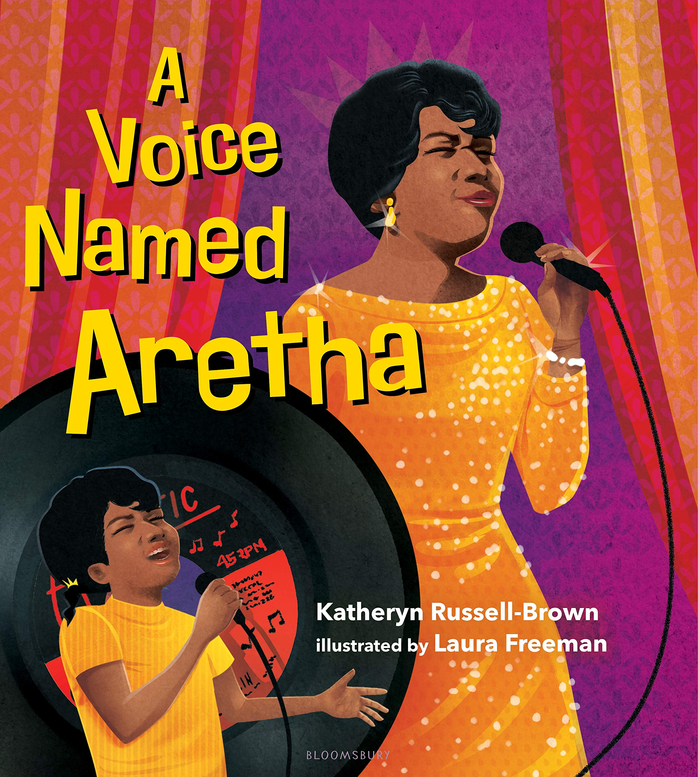 Image result for voice named aretha