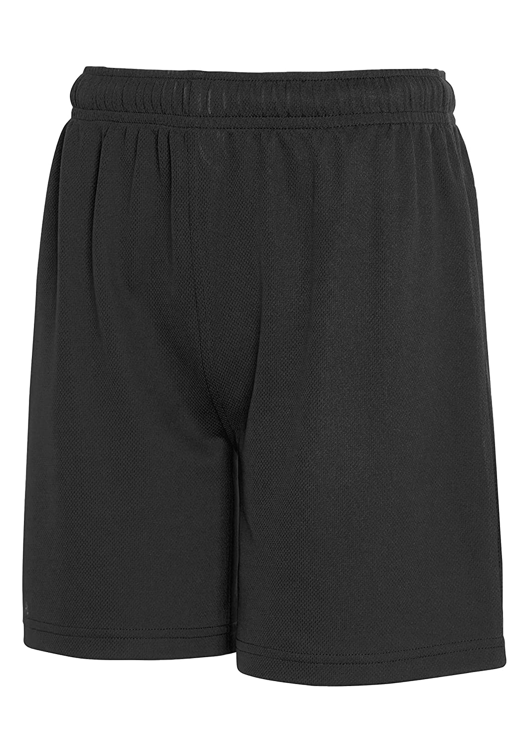 22-30 Inch Waist 4 Colours Fruit of the Loom Kids Performance Shorts
