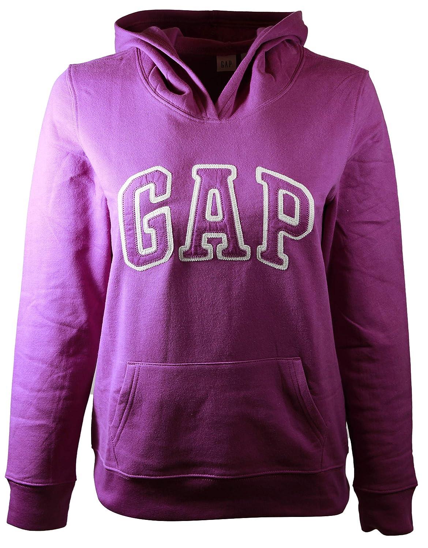 Gap Womens Fleece Arch Logo sudadera con capucha: Amazon.es: Ropa y accesorios