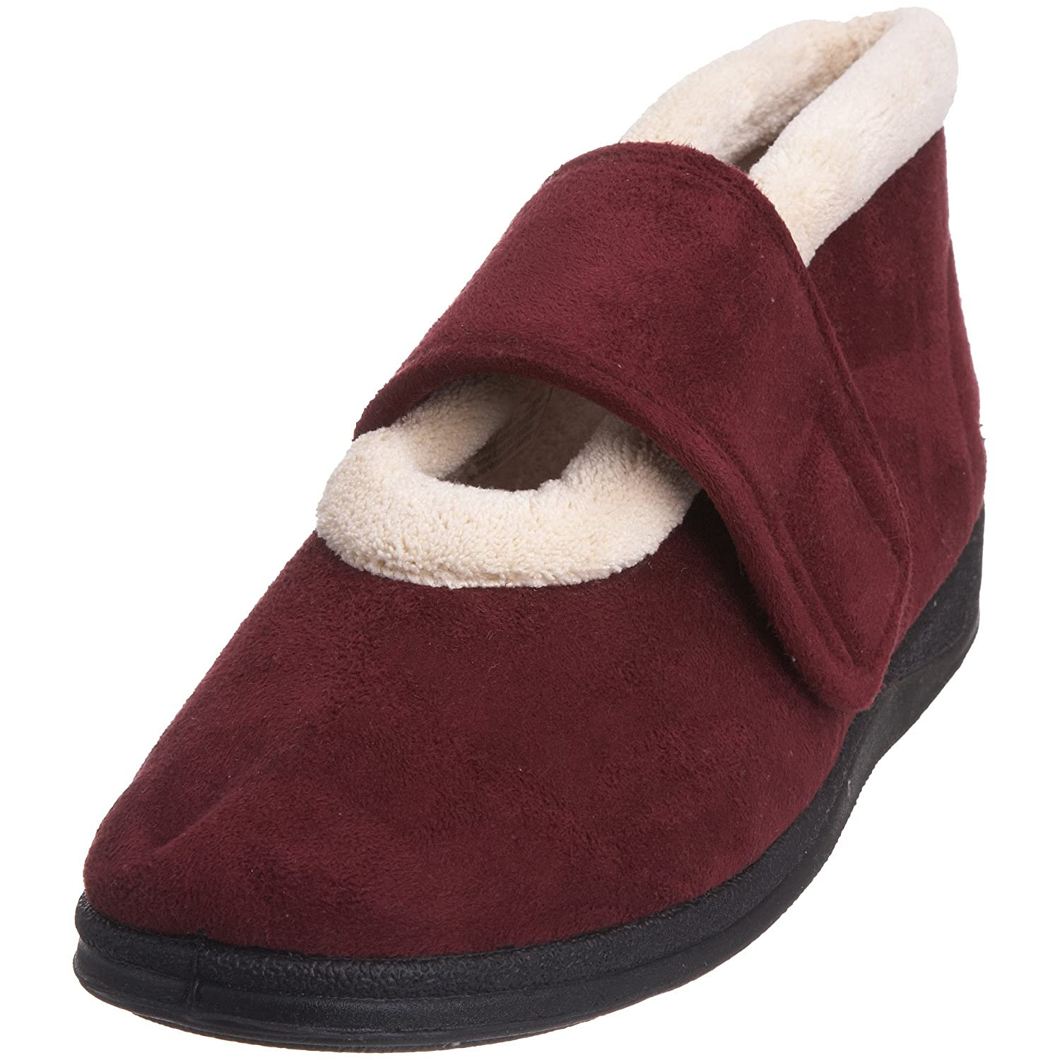 Padders Silent, Padders Chaussons (Burgundy) femme rouge Chaussons (Burgundy) f868a3a - automatisms.space