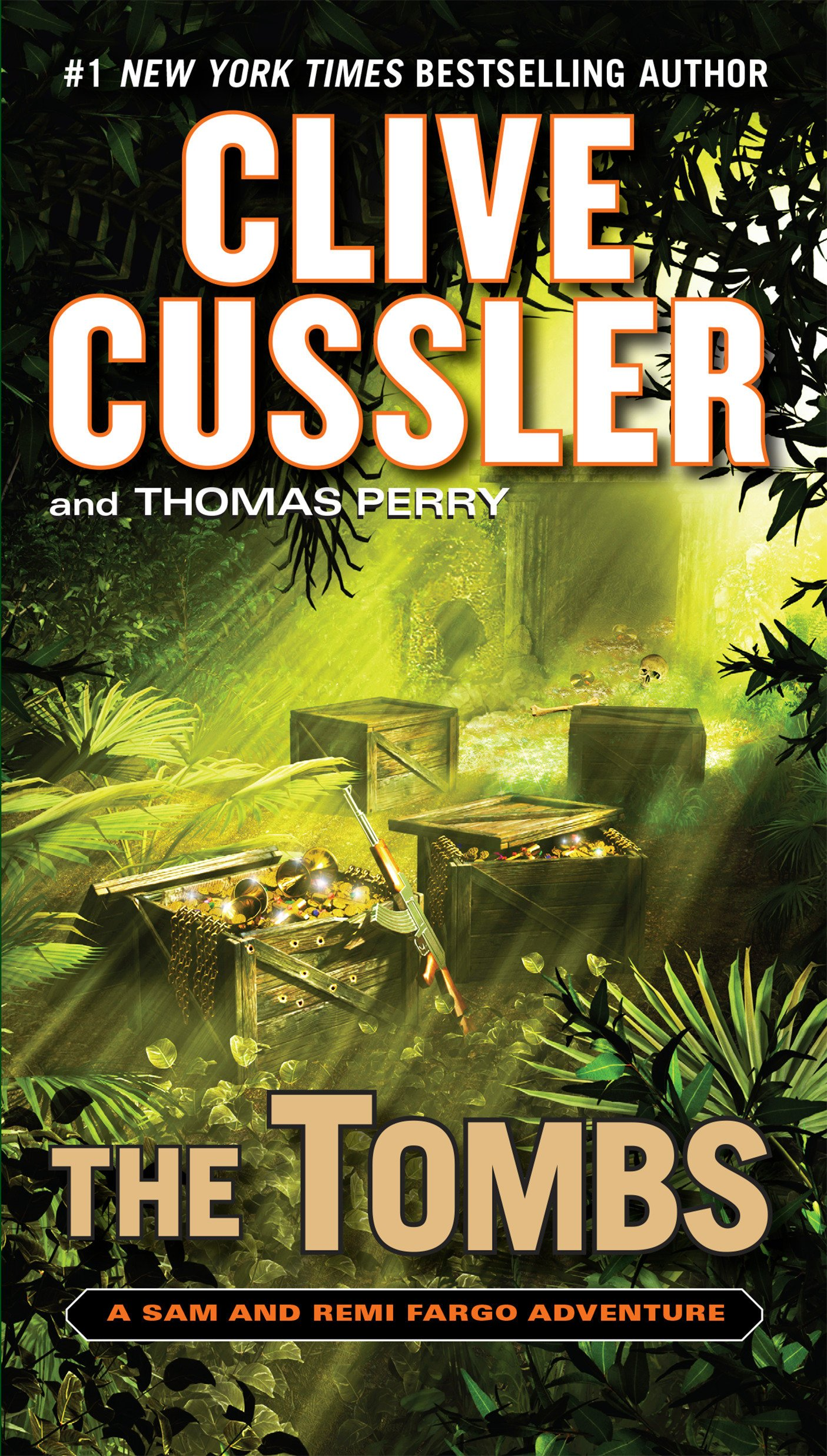 Amazon.com: The Tombs (A Sam and Remi Fargo Adventure) (9780425265079):  Clive Cussler, Thomas Perry: Books