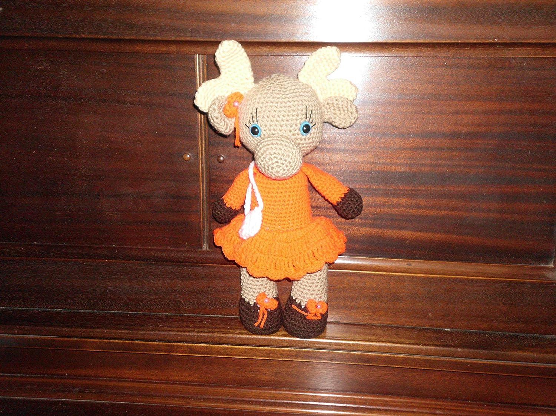 Adrienas Crocheted Critters