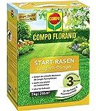 Compo 13492 Floranid Engrais de démarrage pour gazon Pour 200m² 5 kg