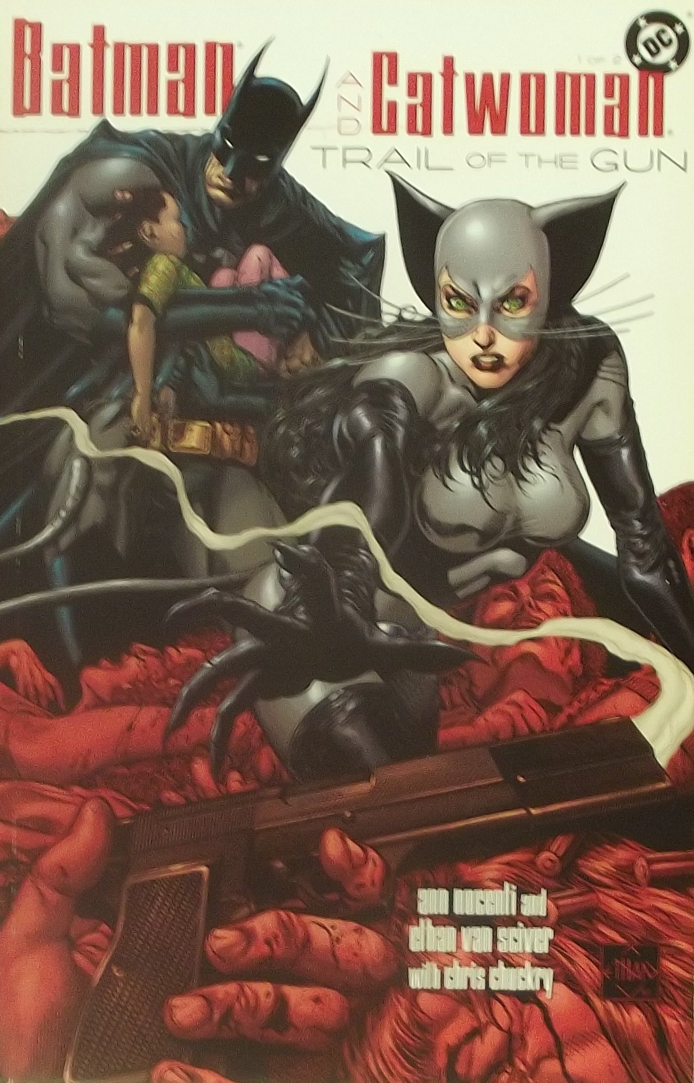 Download Batman and Catwoman Trail of the Gun (Volume 1 of 2) pdf