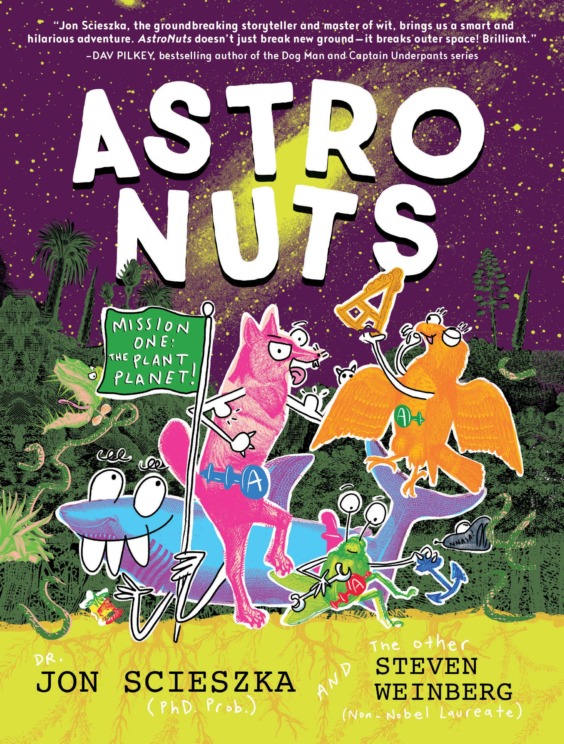 Image result for astro-nuts scieszka