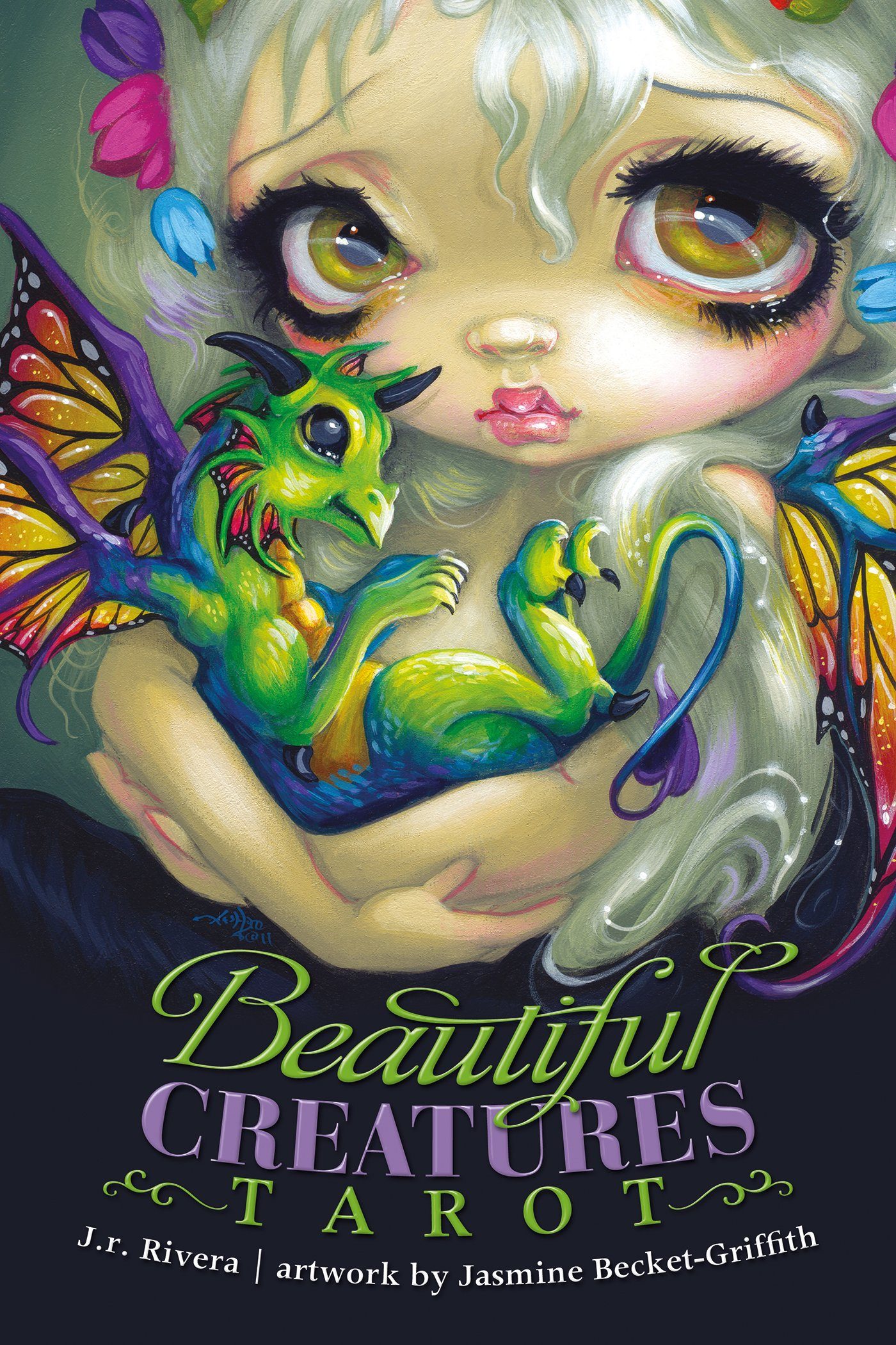 Beautiful Creatures Tarot: Amazon.es: J.R.Coronel Rivera ...