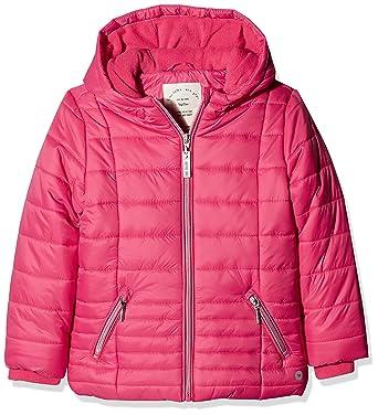 366add033933 TOM TAILOR Kids Mädchen Jacke Sweet Jackets with Hood, Rosa (Raspberry  Sorbet 4684)