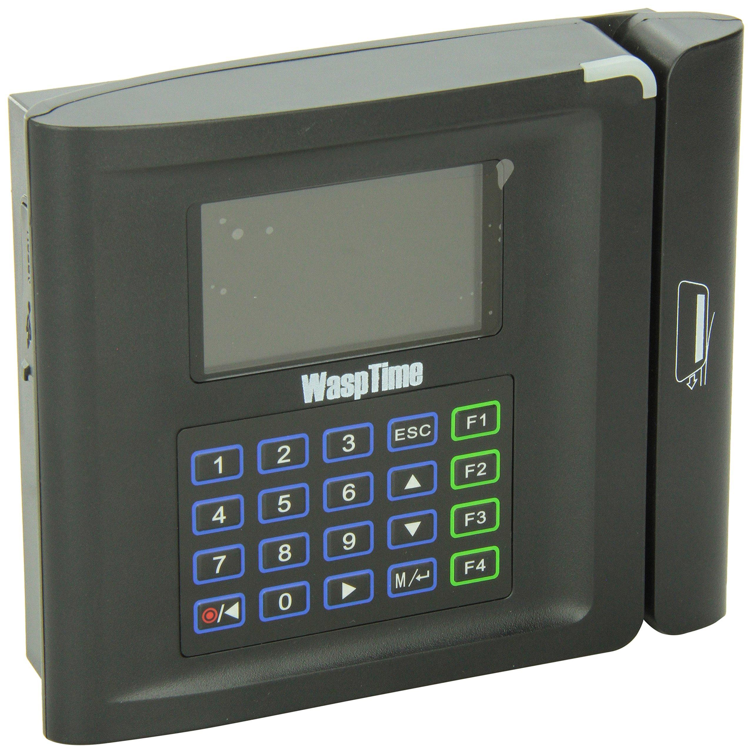 Informatics WASPTIME MAGSTRIPE CLOCK ( 633808550042 )