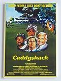 Caddyshack Movie Poster Fridge Magnet (2 x 3 inches)