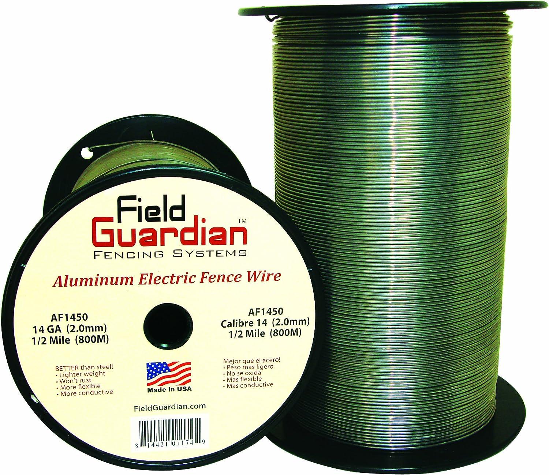 1//2-Mile Field Guardian 14-Guage Aluminum Wire