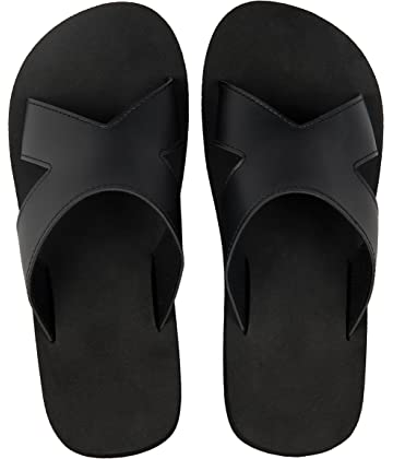 dcfa269aa iLoveSIA Men s Athletic Slides Casual Daily Sandals