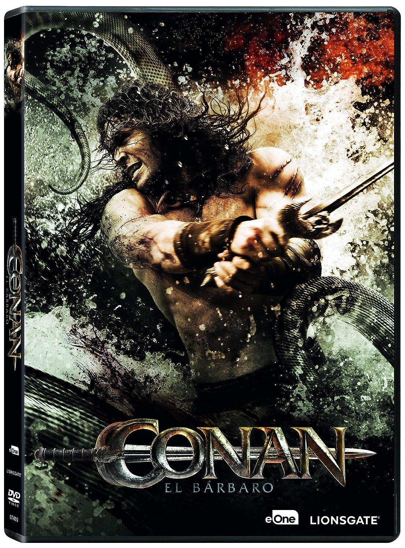 Conan, El Barbaro [DVD]: Amazon.es: Jason Momoa, Ron Perlman ...