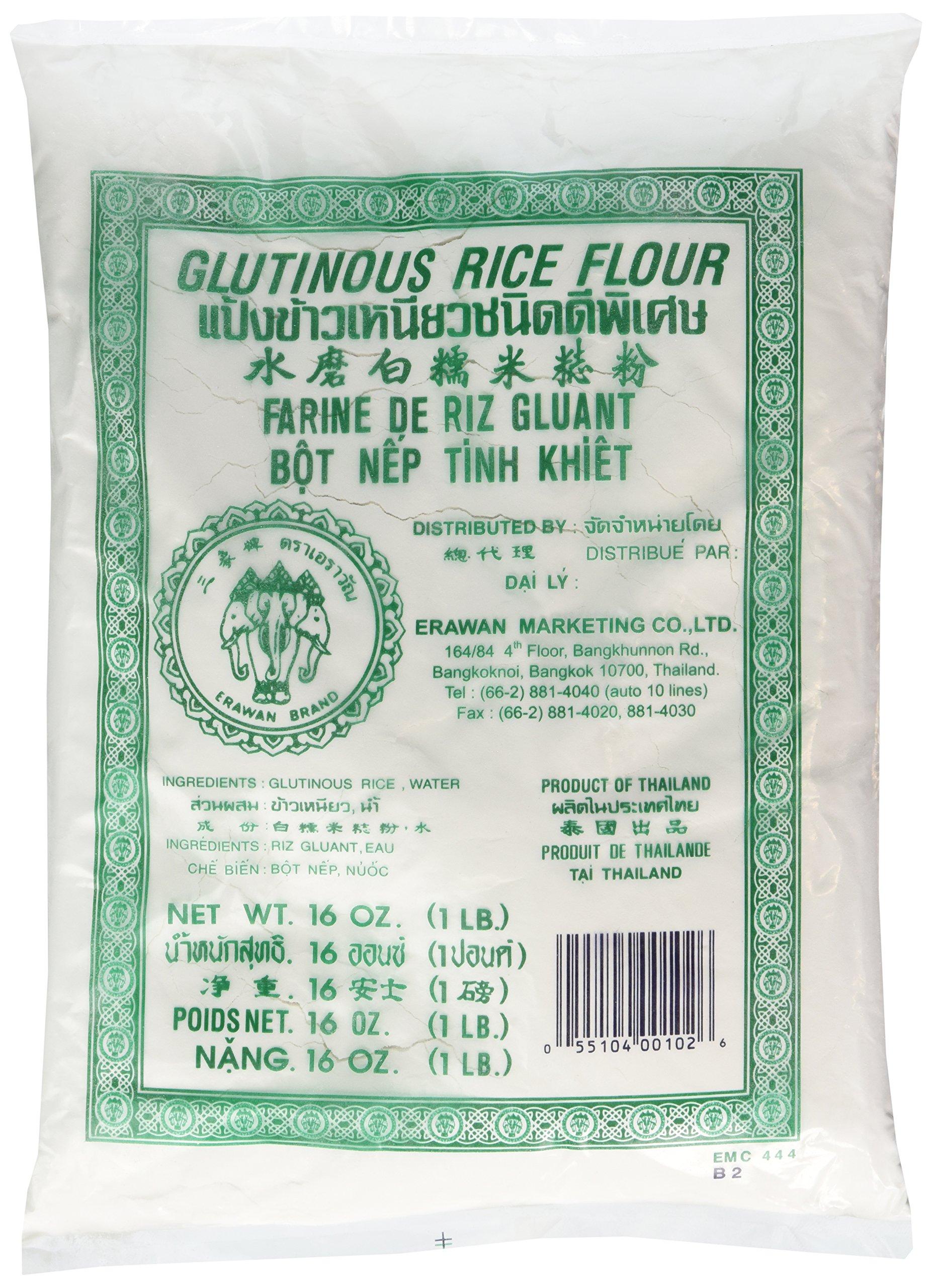 Glutinous Rice Flour 2 x 16oz