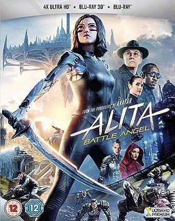 Alita: Bojový Anděl / Alita: Battle Angel (2019)