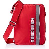 Skechers S563 Malibu Reporter Bag, Red, 28 Centimeters