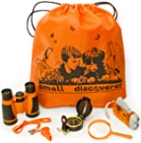 6-in-1 Outdoor Exploration Set, Perfect Educational Gift for Both Boys and Girls Aged 3-12 Years