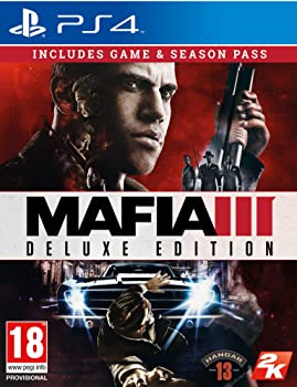 Mafia III Deluxe Edition [PS4]