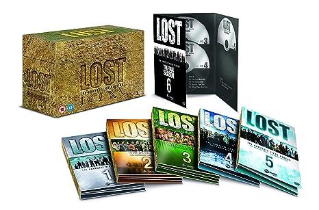 Amazon.it | Lost - Seasons 1-6 (5 Dvd) [Edizione: Paesi Bassi] [Edizione:  Regno Unito]: Acquista in DVD e Blu ray