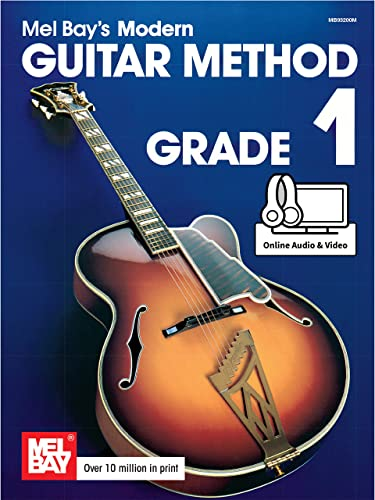 Mel Bay's Modern Guitar Method; Grade 1