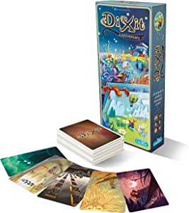 Dixit Anniversary Expansion, Multicolor