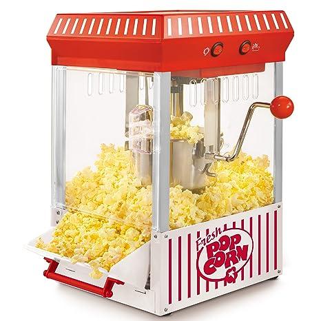 Nostalgia Electrics KPM200 300W Rojo palomitas de maiz poppers - Palomitero (300 W)