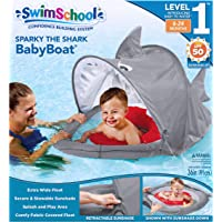 Aqua Leisure Sparky The Shark Baby Boat