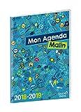 Quo Vadis Ecolier SEMAINIER CM1-CM2 Agenda scolaire Semainier 21x29,7cm Bleu Année 2018-2019