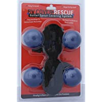 RV Cover Rescue   RV Gutter Spout Cover System   Protects Your RV Cover From Gutter Spout Damage