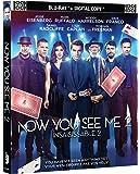 Now You See Me 2 [Blu-ray + Digital Copy] (Bilingual)