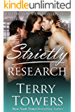 Strictly Research (Bad Boy Menage MFM Romance)