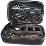 Supremery Poche pour Philips Bodygroom Séries 3000 BG2026/32 Boîte Coquille de protection Étui Sacoche de transport