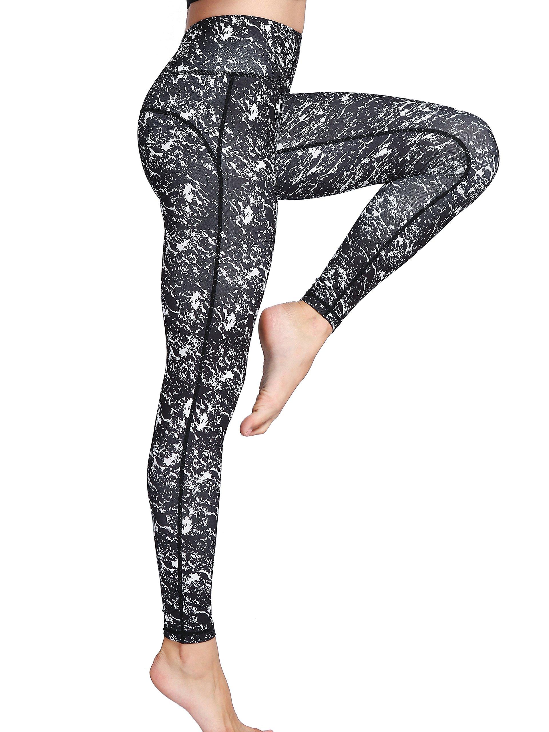 Womens Long Sports Leggings Running Tights High Waist Stretch Fitness Yoga Pants