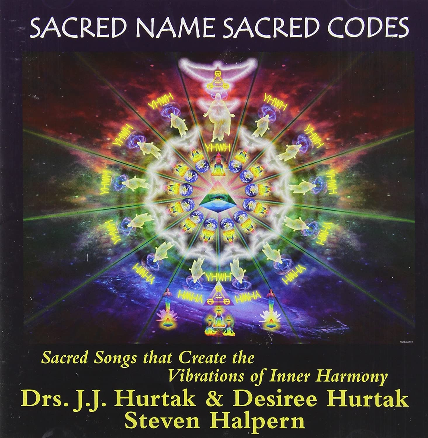 J J  HURTAK - SACRED NAME SACRED CODES | Amazon com au | Music