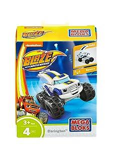 Mega Bloks Blaze & the Monster Machines Darington Building Kit