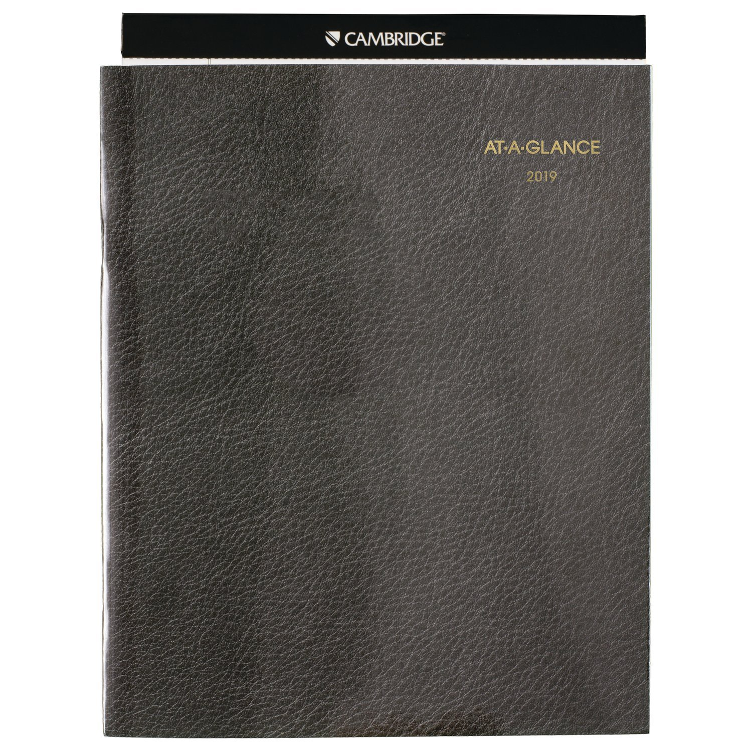 AT-A-GLANCE Monthly Planner Refill for Executive Monthly Padfolio, January 2019 - January 2020, 9'' x 11'' (7090910)