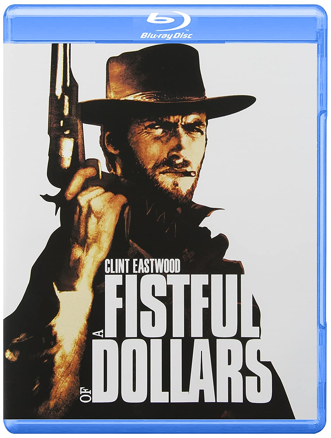 A fistful of dollars blu ray