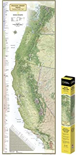Pacific Crest Trail Data Book: Mileages, Landmarks ...