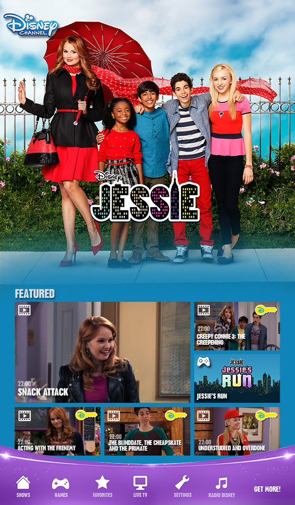 Image Result For Disney Channel Shows List Today