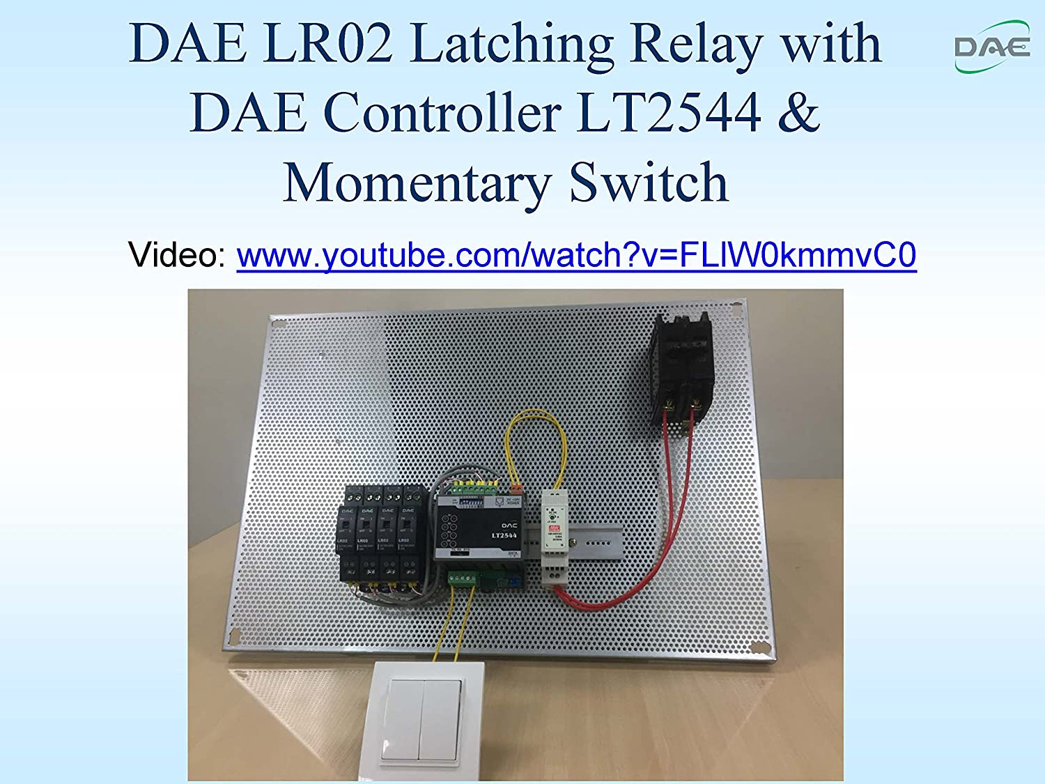 Latching Relay Circuit Diagram Beautiful Scenery Photography Data Eevblog 262 World39s Simplest Soft Power Switch Dae Lr02 30a Ul Listed Amazon Com Industrial