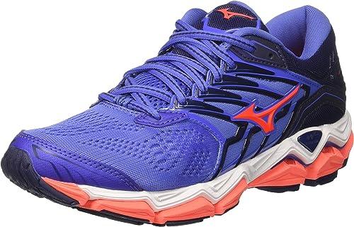 Mizuno Wave Horizon 2 Wos, Zapatillas de Running para Mujer: Amazon.es: Zapatos y complementos