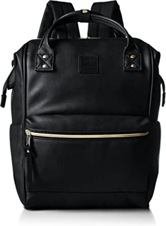 Anello Synthetic Leather Backpack (Large Size) Japan import