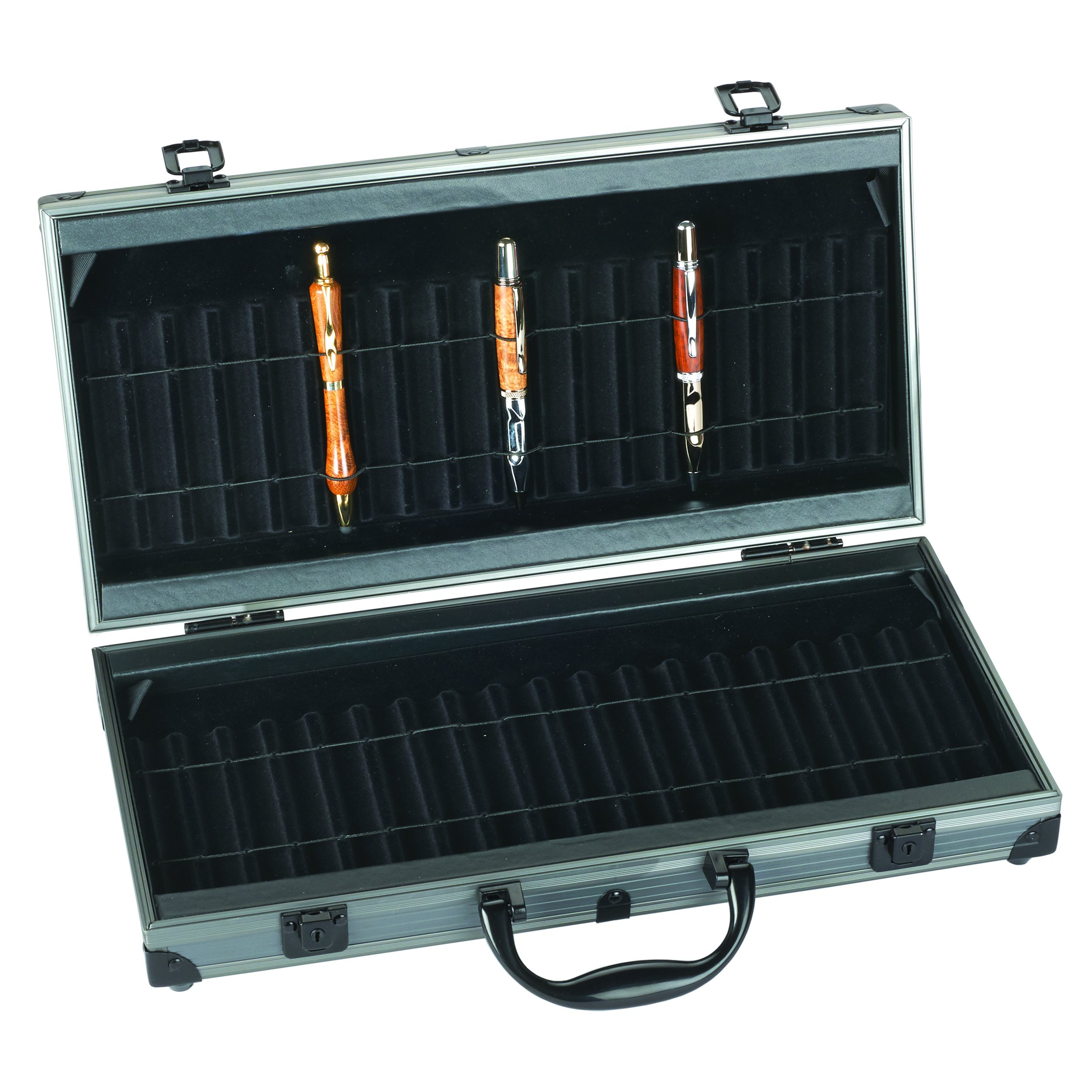 WoodRiver Pen and Pencil Carry/Display Case by WOODRIVER